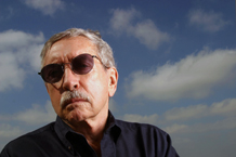 Edward Albee Editorial Portrait