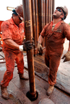 Oil Energy Workers Venezuela Boscan Field